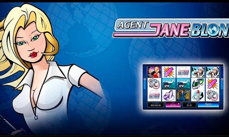 Узнай, какие тайны скрывает Агент Джейн Блонд