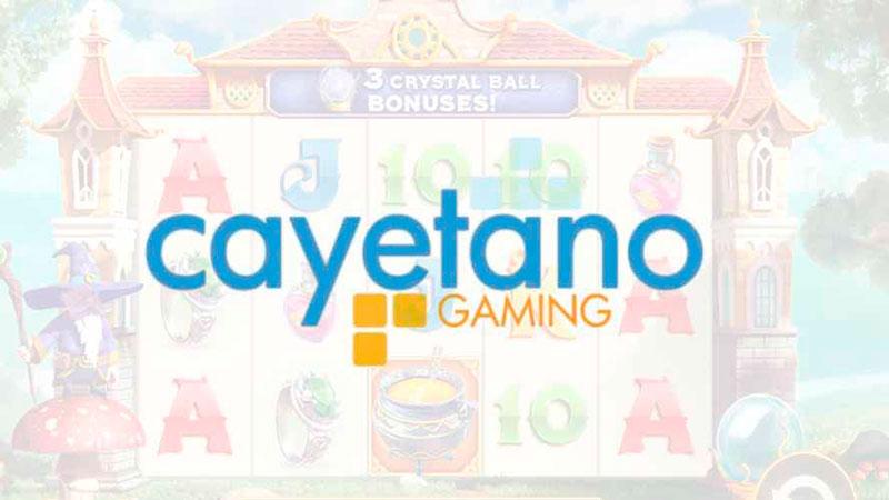Производитель игровых слотов Cayetano Gaming